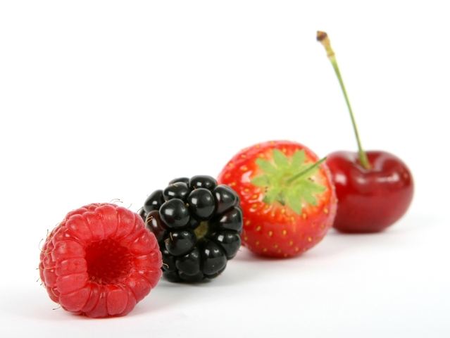 Photo Thanks To: http://www.freeimages.com/photo/summer-fruit-salad-ingredients-strawberry-blackberry-cherry-1632248