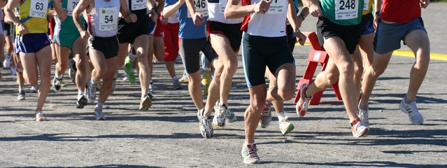 Photo Thanks To: http://www.freeimages.com/photo/runners-1438373