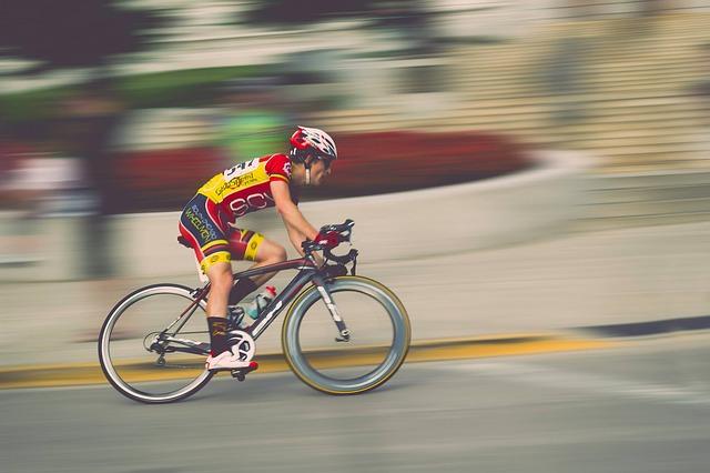 cycle race photo