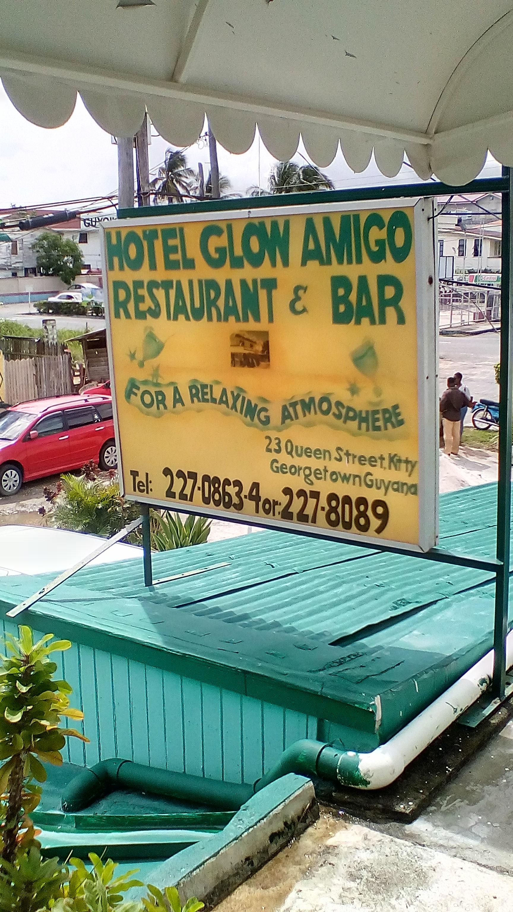 Glow Hotel – Georgetown