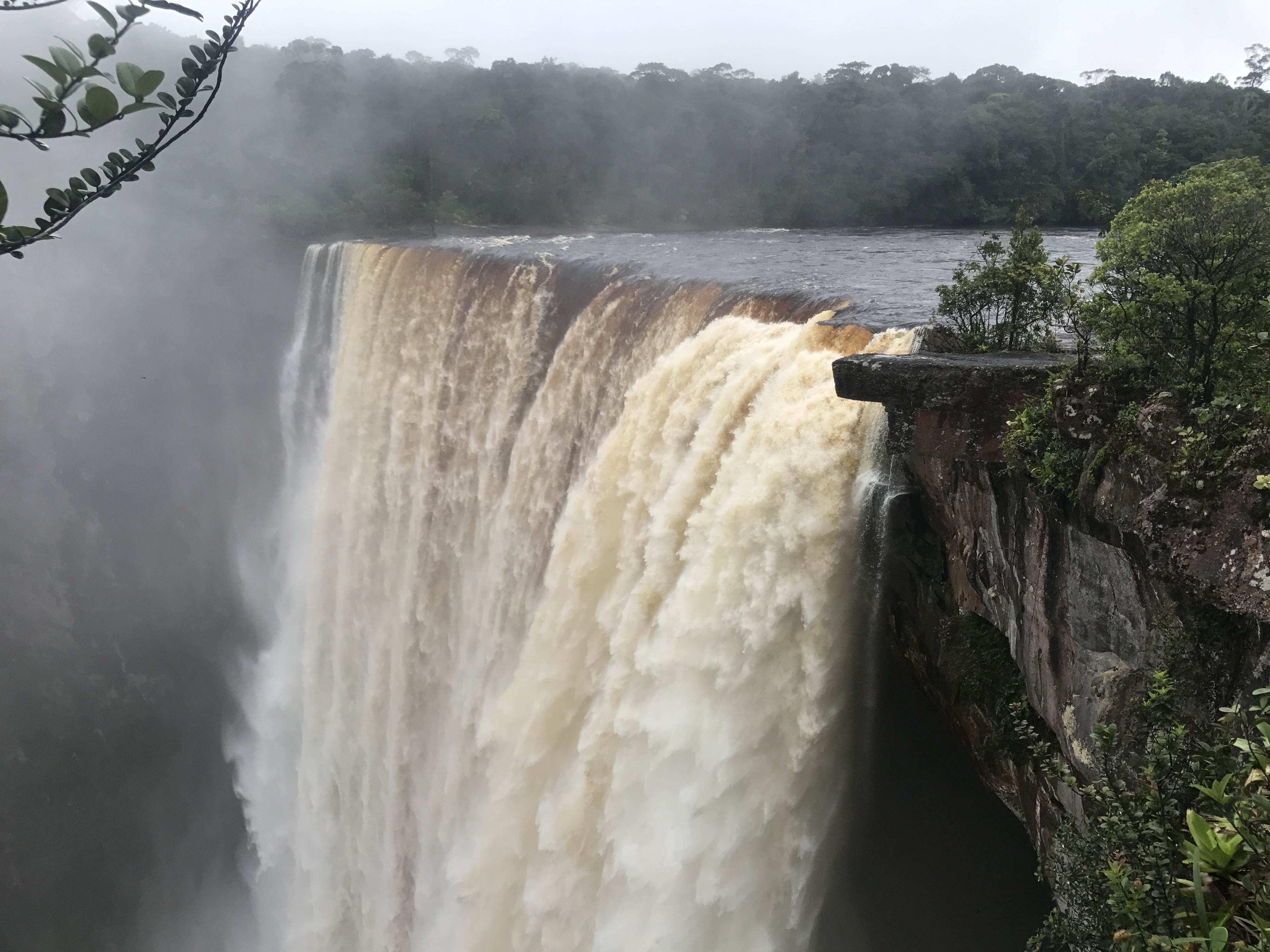 Explore Guyana with Patrick Carpen