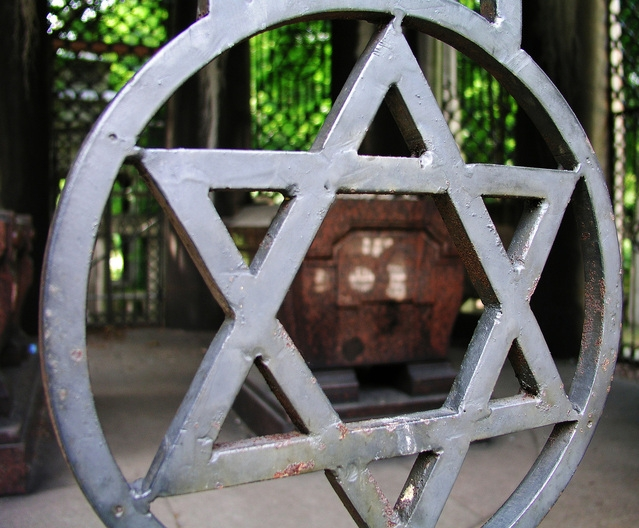 Photo Thanks To: http://www.freeimages.com/photo/star-of-david-1438635
