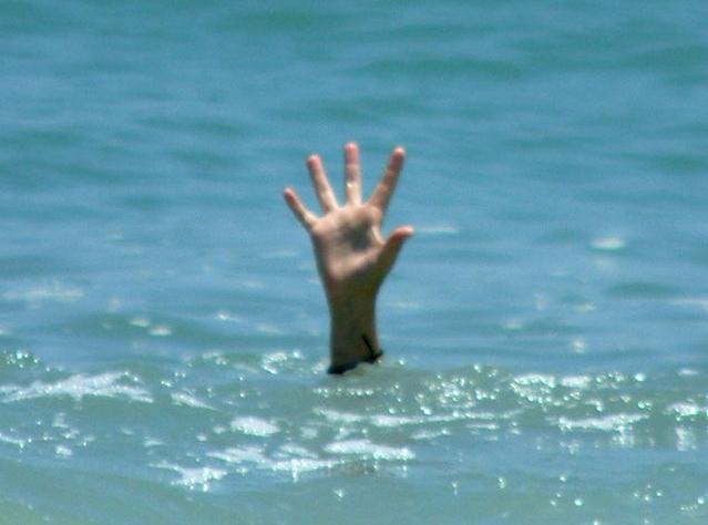 A Near-Drowning Experience